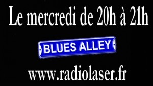 Blues Alley Radio Laser
